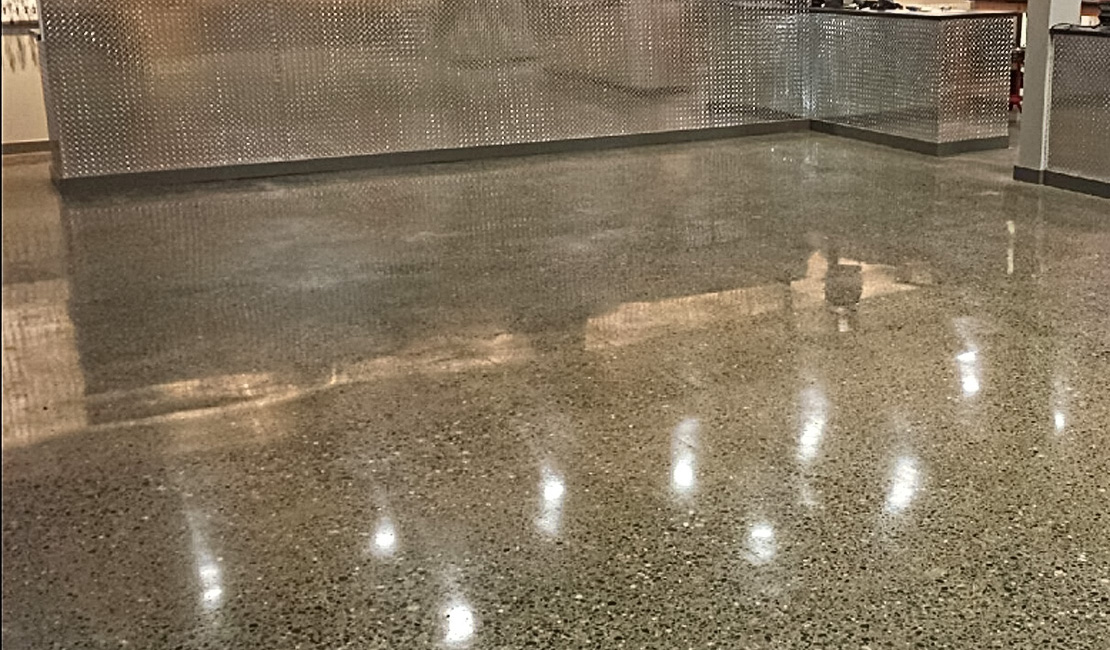 Concrete polishing for Polished concrete floors nz